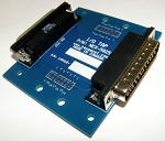 I/O Tap Extender - DB-25 Male to Female Breakout Board